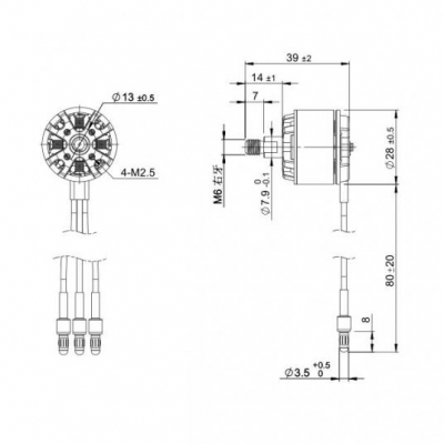 brushless motor shaft induction motor shaft wiring diagram